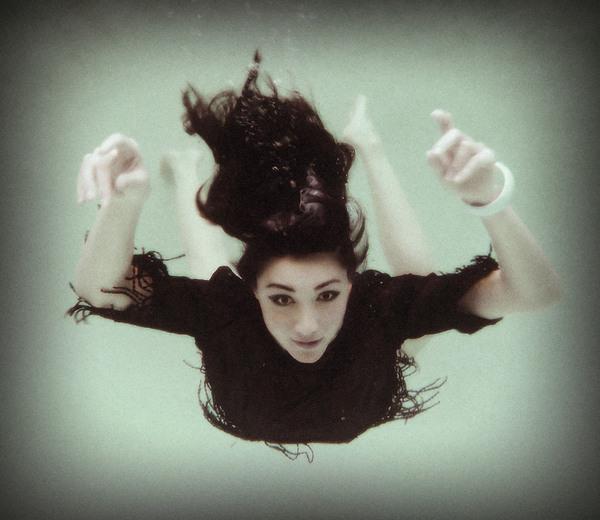 dark mermaid