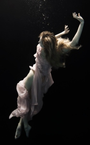 underwater dancer