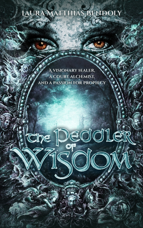 Peddler of Wisdom ebook cover